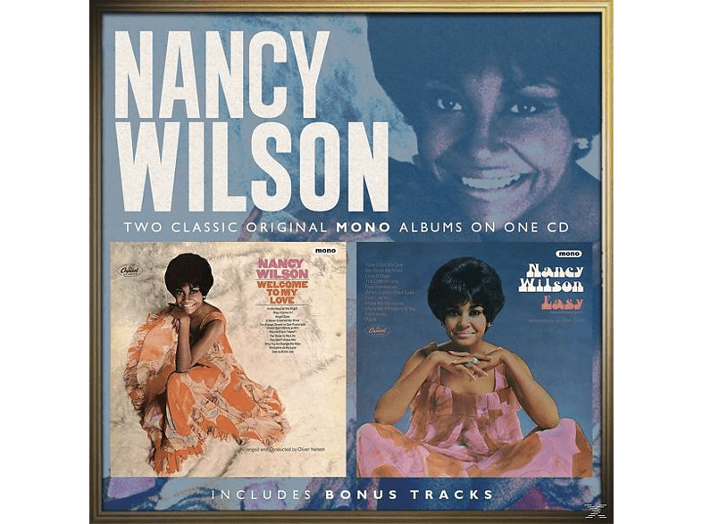 Nancy Wilson - Welcome To My Life/Easy [CD]