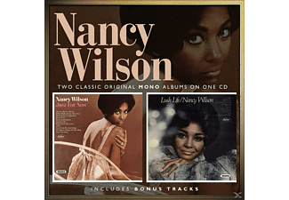 Nancy Wilson - Just For Now/Lush Life - (CD)