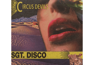 Circus Devils - Sgt.Disco - (CD)