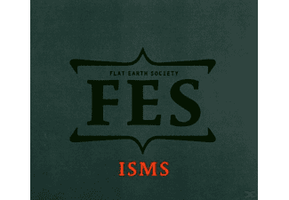 Flat Earth Society - Isms - (CD)