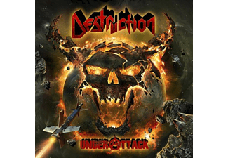 Destruction - Under Attack - (CD)