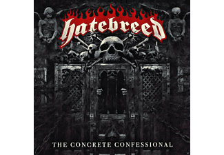 Hatebreed The Concrete Confessional (LP) Heavy Metal Vinyl
