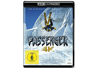 Passenger - (4K Ultra HD Blu-ray)