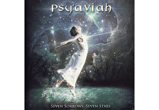 Psy'aviah - Seven Sorrows, Seven Stars - (CD)