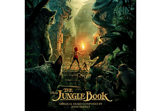 VARIOUS - The Jungle Book - (CD)