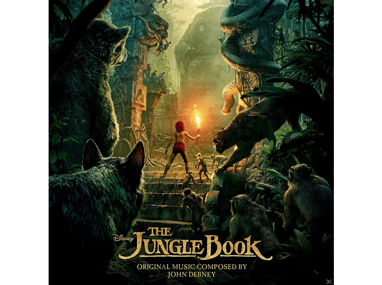 VARIOUS - The Jungle Book [CD]