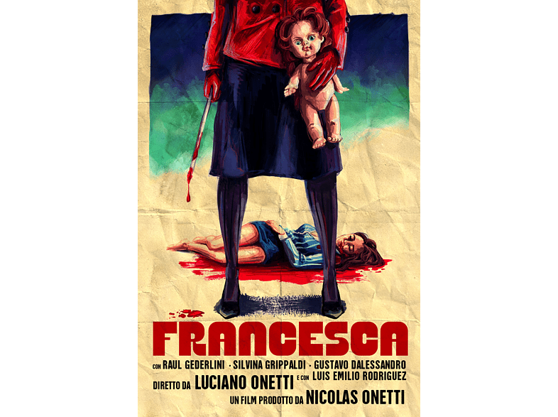 Francesca (Limited Mediabook) [Blu-ray]
