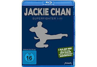 Jackie Chan - Superfighter 1 - 3 - Super Pack [Blu-ray]