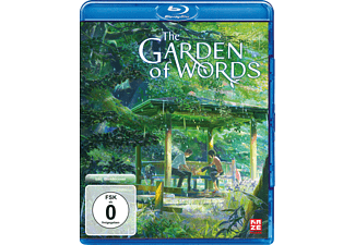 The Garden of Words - (Blu-ray)
