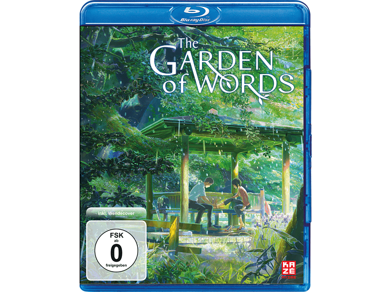 The Garden of Words [Blu-ray]