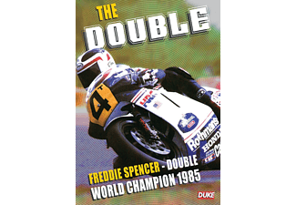 Freddie Spencer Double World Champion 1985 - (DVD)