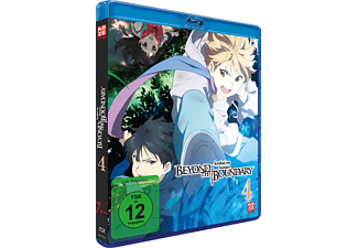 Kyoukai no Kanata: Beyond the Boundary - Vol. 4 - (Blu-ray)