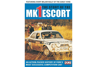 The Story of the MK1 Escort - (DVD)