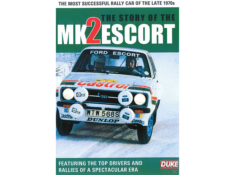 The Story of the MK2 Escort [DVD]