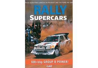 Rally Supercars - 600+bhp Group B Power - (DVD)