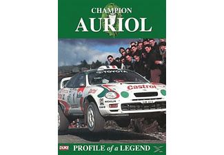 Champion Auriol - Profile of a Legend - (DVD)