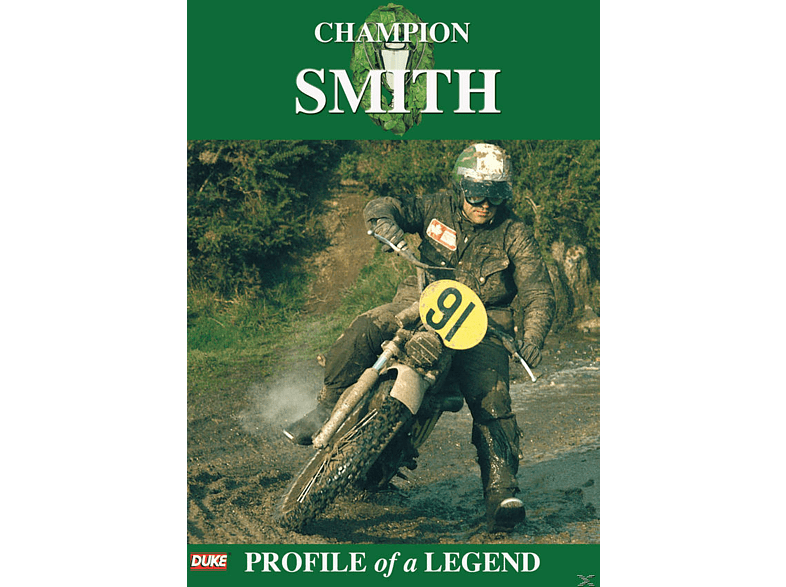 Champion Smith - Profile of a Legend [DVD]