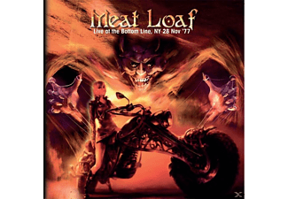 Meat Loaf - Live At The Bottom Line,Ny Nov.77 - (CD)