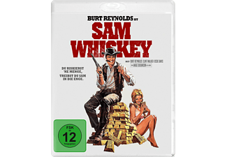 Sam Whiskey - (Blu-ray)