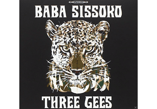 Baba Sissoko - Three Gees - (CD)