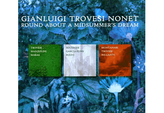 Gianluigi Trovesi - A Midsummer Night's Dream - (CD)