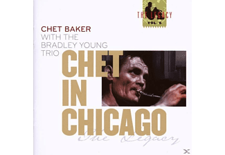Chet Baker - Chet In Chicago (The Legacy Vol.5) - (CD)