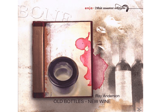 Ray Anderson - Old Bottles, New Wine-24bit Master - (CD)