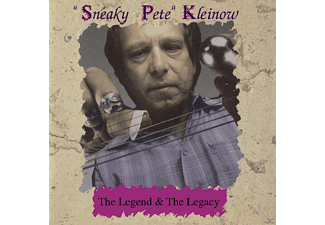 Sneaky Pete Kleinow - The Legend & The Legacy - (CD)