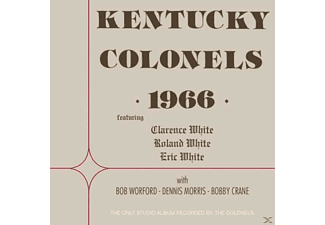 The Kentucky Colonels - 1966 - (CD)