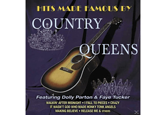 Dolly - Faye Tucker Parton - Country And Western Hits By Country Queens - (CD)