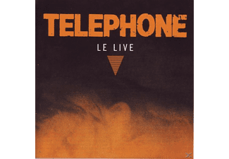 Telephone - Le Live - (CD)