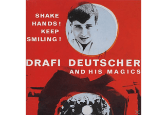 His Magics - Shake Hands! Keep Smiling! [CD]