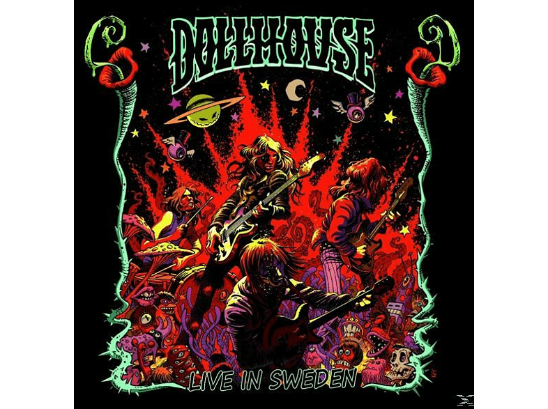 Dollhouse - Live In Sweden [CD]