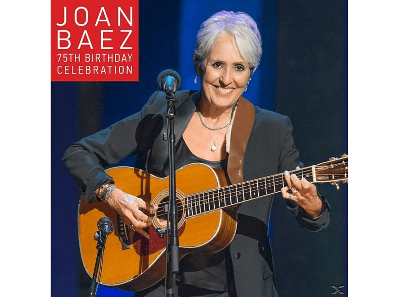 Joan Baez - 75th Birthday Celebration [CD + DVD Video]
