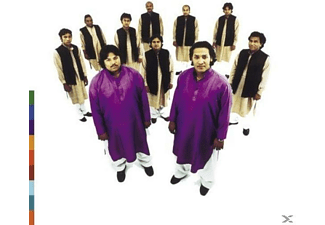 Rizwan-Muazam Qawwali Group - A Better Destiny - (CD)