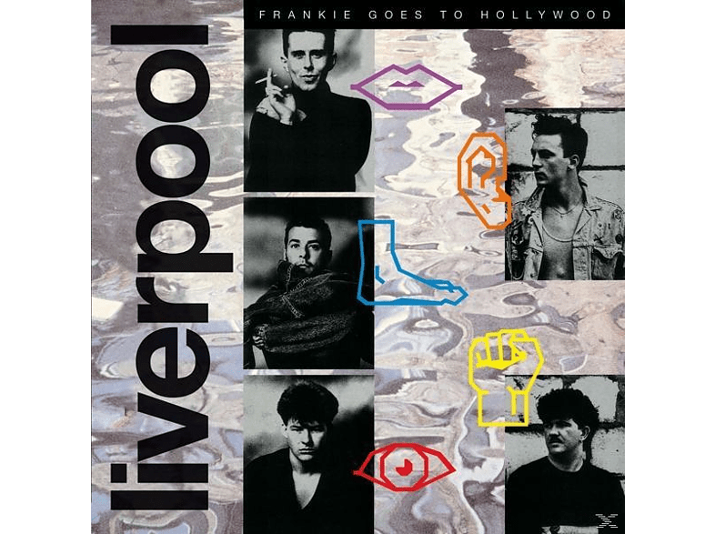 Frankie Goes To Hollywood - Liverpool [Vinyl]