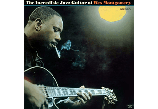 Wes Montgomery - The Incredible Jazz Guitar Of Wes Montgomery - (Vinyl)