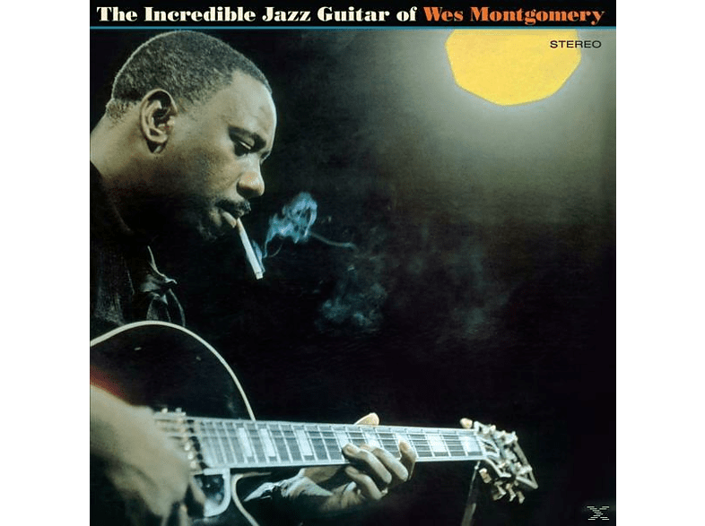 Wes Montgomery - The Incredible Jazz Guitar Of Wes Montgomery [Vinyl]