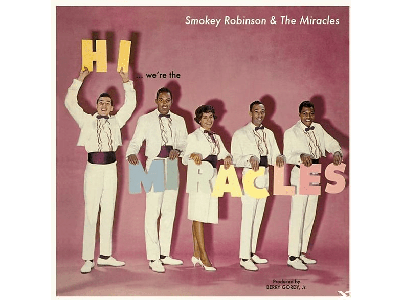 Smokey Robinson - Hi...We're The Miracles+5 Bonus Tracks (Ltd.18 [Vinyl]