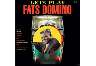 Fats Domino - Let's Play Fats Domino+2 Bonus Tracks (Ltd.180g - (Vinyl)