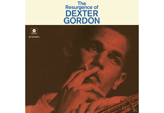 Dexter Gordon - The Resurgence Of Dexter Gordon  (Ltd.180g - (Vinyl)
