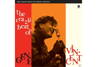 Gene Vincent - The Crazy Beat Of Gene Vincent (Ltd.180g Vinyl) - (Vinyl)