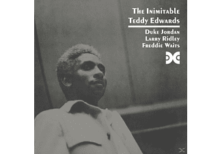 Teddy Edwards - The Inimitable Teddy Edwards - (CD)