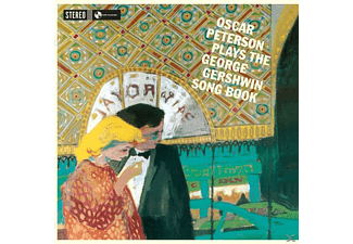 Oscar Peterson - Plays The George Gershwin Songbook (180g Vinyl) - (Vinyl)