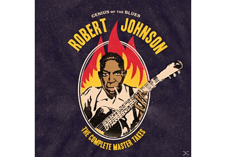 Robert Johnson - Genius Of The Blues+The Complete Master Takes (1 - (Vinyl)