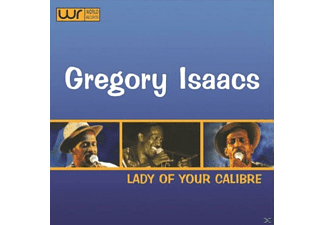 Gregory Isaacs - Lady Of Your Calibre - (CD)