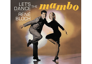 Rene & Orchestra Bloch - Let's Dance The Mambo - (CD)