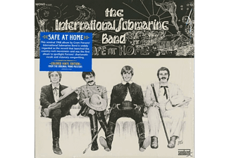 The International Submarine Band - Safe At Home (Mono Edition, White Vinyl) - (Vinyl)