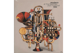 VARIOUS - Modern At The German Jazz Festival 1966 (2-Cd) - (CD)