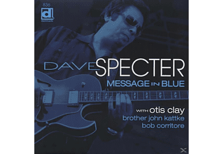 Dave Specter - Message In Blue - (Vinyl)